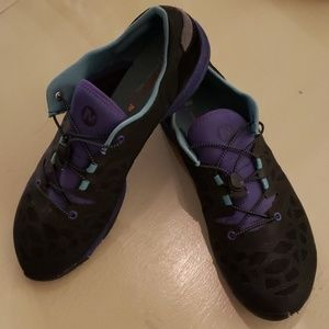 Merrell Womens 9.5 Performance Athletic Shoes VGC